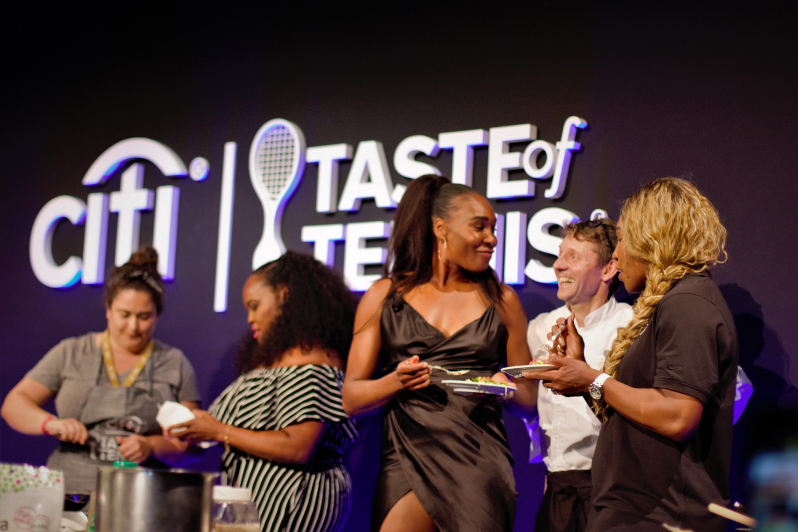 Citi Taste of Tennis Is One For the stars